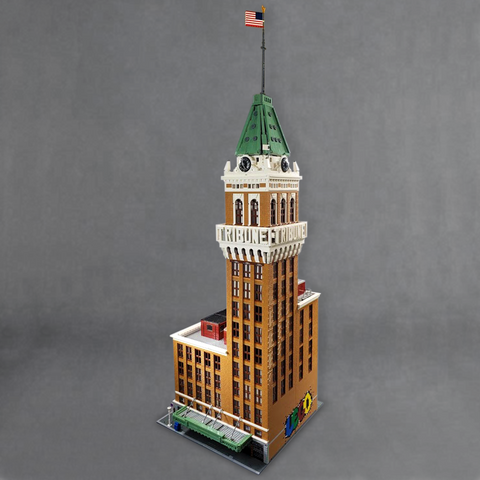 Tribune Tower Skyscraper - Modular Building