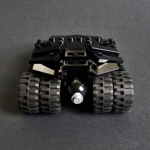 Tumbler Batmobile - Minifig Scale (2005-2012 Movies)