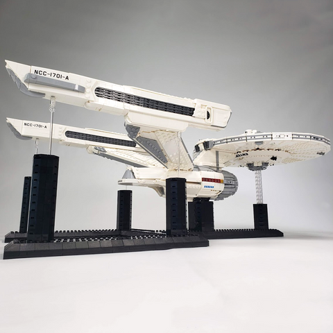U.S.S. Enterprise NCC-1701-A   -   UCS Model