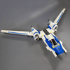 Image of U-wing Starfighter - Minifig Scale