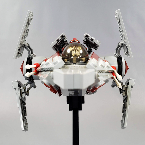 V-wing Starfighter - Minifig Scale