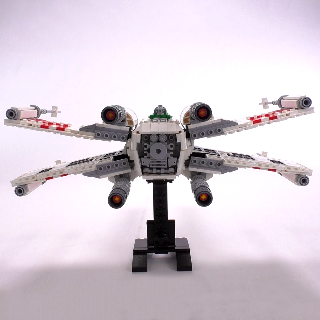 X-wing Starfighter - Minifig Scale