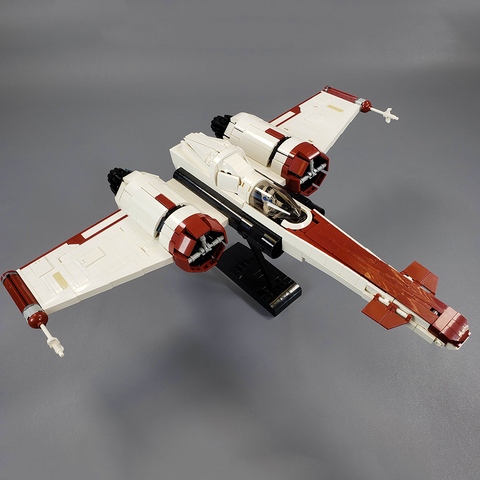 Z-95 Headhunter - Minifig Scale