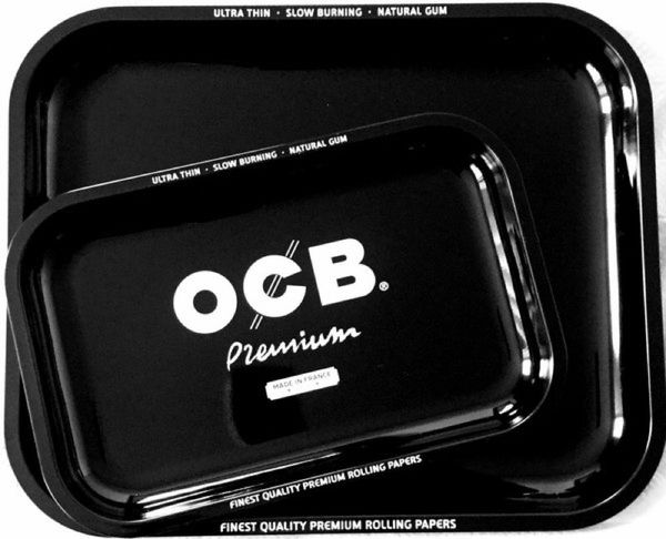 OCB, rolling trays, rolling papers, CBD