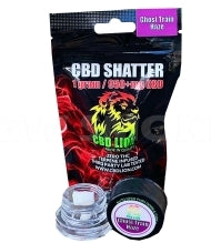 cbd lion, concentrates, shatter, cbd