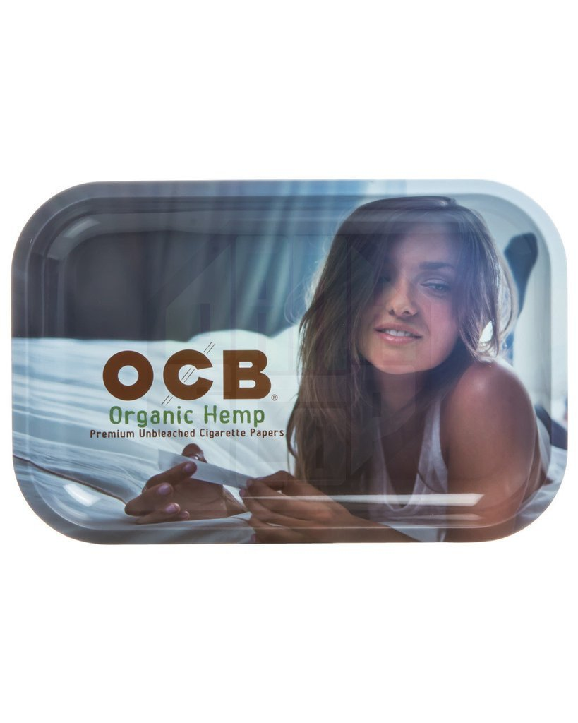 OCB, papers, rolling trays, trays