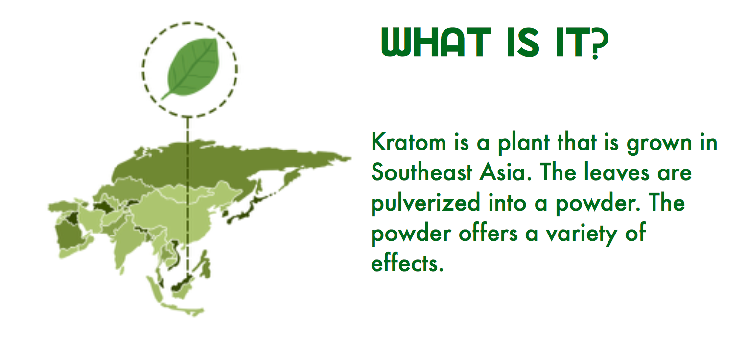 what is Kratom, kratom, powder, capsules