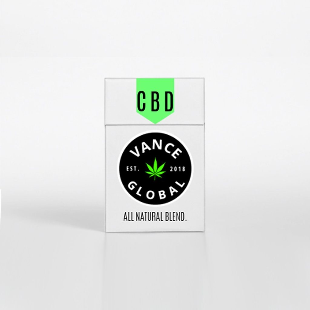 vance global, cbd cigarettes, cbd pre-roll, flower