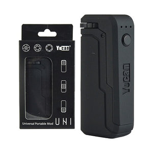 yocan uni, yocan, 510 thread, battery, cartridge