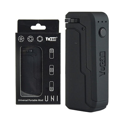 yocan, uni, cartridge, battery, 510 thread