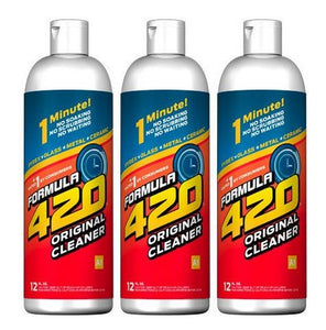 piece cleaner, solution, 420, formula