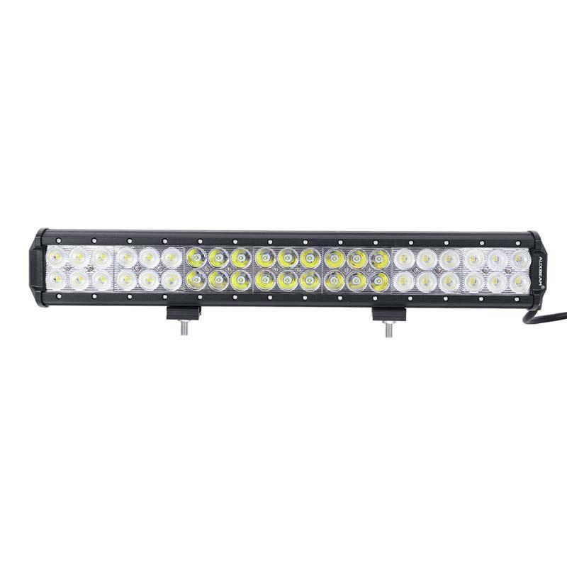 "Auxbeam 20"" 126w CREE Combo Beam Led Light Bar (Bottom Mount) - Hellfire Offroad Lighting"