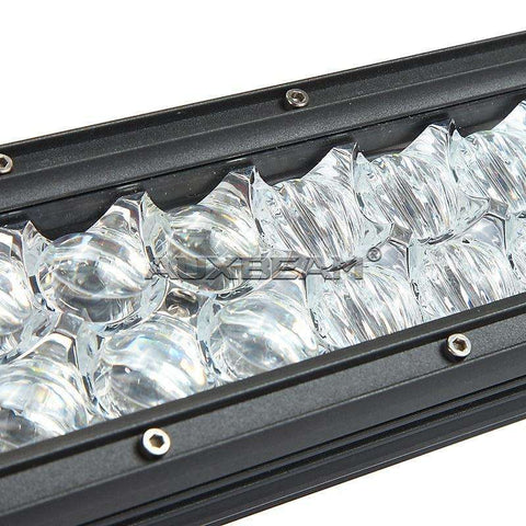 "Image of Auxbeam 42"" 240w CREE Combo Straight LED Light Bar (5d Projector Lens) - Hellfire Offroad Lighting"