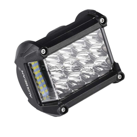 "Image of Auxbeam (2pcs/Set) 360 Series 4"" 18w Philips Combo Side Shooter Pods - Hellfire Offroad Lighting"