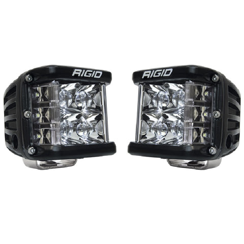 Image of RIGID D-SS PRO Flood (pair) - Hellfire Offroad Lighting