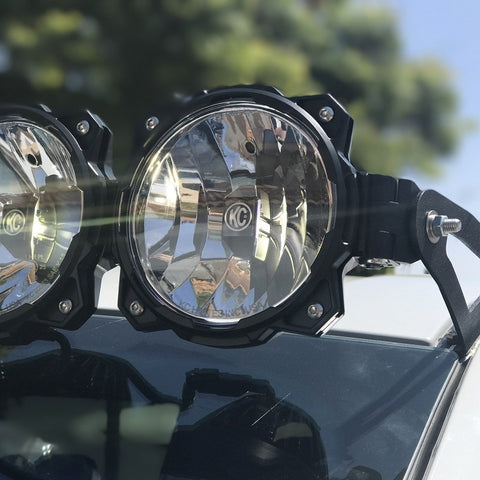 "Image of KC HiLiTES Gravity PRO6 LED Light Bar (50"" Universal 8-Ring) - Hellfire Offroad Lighting"