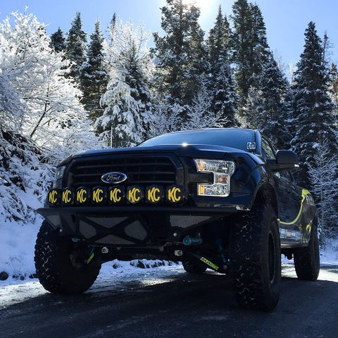 "Image of KC HiLiTES Gravity PRO6 LED Light Bar (32"" Universal 5-Ring) - Hellfire Offroad Lighting"