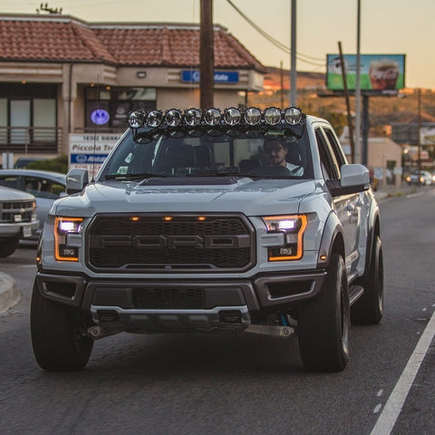 "Image of KC HiLiTES Gravity PRO6 LED Light Bar (26"" Universal 4-Ring) - Hellfire Offroad Lighting"
