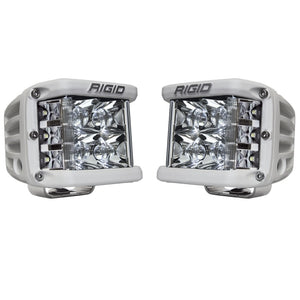 RIGID D-SS PRO Flood (pair/white) - Hellfire Offroad Lighting