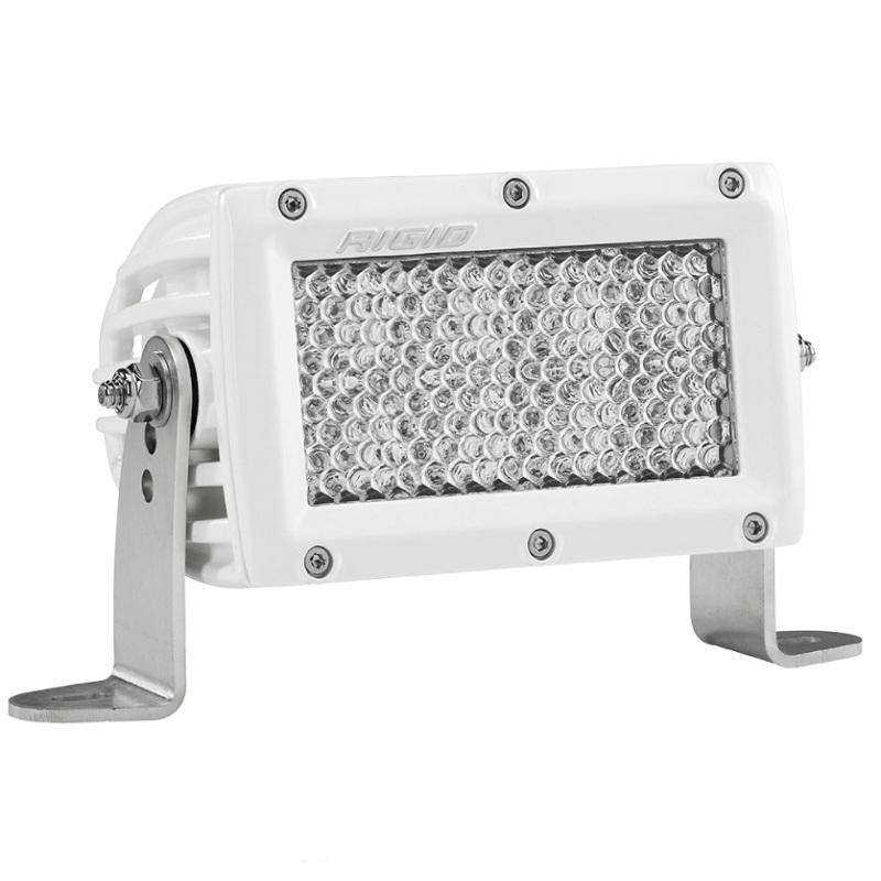 "RIGID E-Series PRO 4"" Driving Diffused (White) - Hellfire Offroad Lighting"