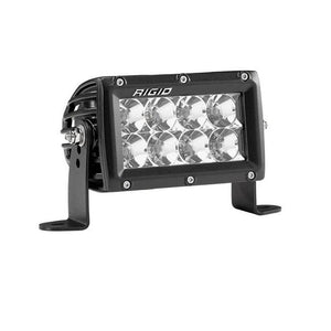 "RIGID E-Series PRO 4"" flood - Hellfire Offroad Lighting"