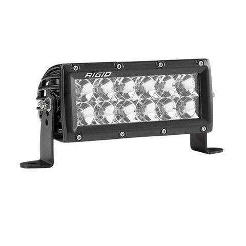 "RIGID E-Series PRO 6"" Spot/Flood Combo - Hellfire Offroad Lighting"