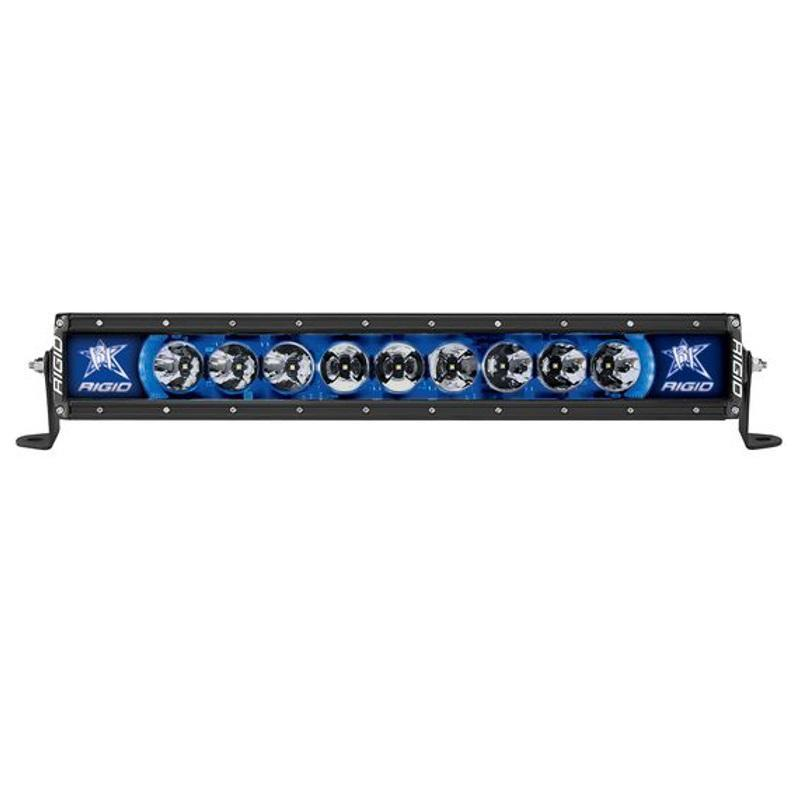 "RIGID Radiance+ 20"" Blue Back-Light - Hellfire Offroad Lighting"