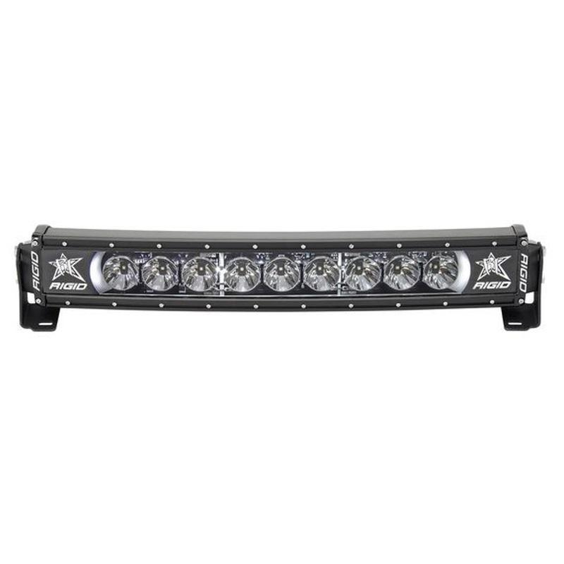 "RIGID Radiance+ Curved 20"" White Back-Light - Hellfire Offroad Lighting"