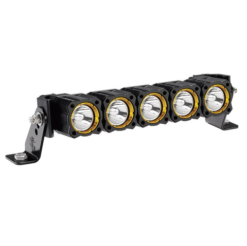 "KC HiLiTES 10"" Flex Array LED Light Bar - Hellfire Offroad Lighting"