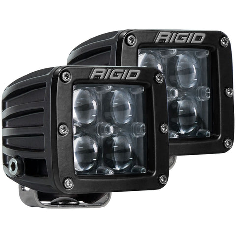 Image of RIGID D-Series Hyperspot (Pair) - Hellfire Offroad Lighting