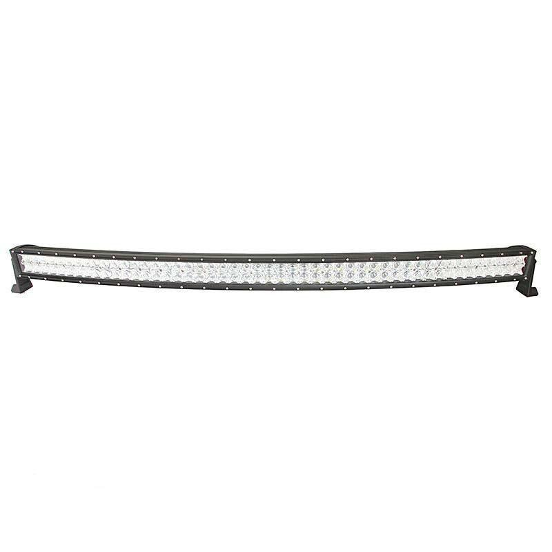"Auxbeam 52"" 300w CREE Curved Combo LED Light Bar (5d Projector Lens) - Hellfire Offroad Lighting"