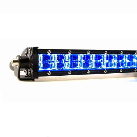 "Image of Profile Performance RGBAR 42"" Color-Changing LED Light Bar - Hellfire Offroad Lighting"