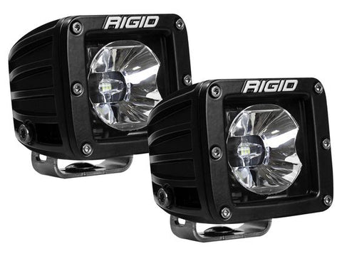 Image of RIGID Radiance Pods - Green (pair) - Hellfire Offroad Lighting