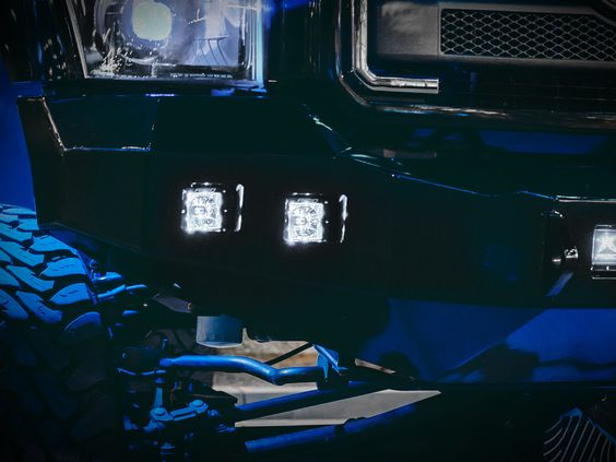 RIGID Radiance Pods - White (pair) - Hellfire Offroad Lighting