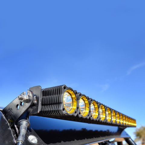 "Image of KC HiLiTES 20"" Flex Array LED Light Bar - Hellfire Offroad Lighting"