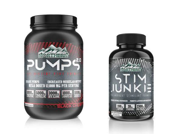 Pre-Workouts and Stimulants