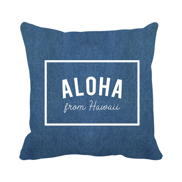 Aloha From Hawaii Frame (Denim)