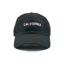 California Hat (Black)