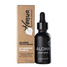 Load image into Gallery viewer, Aloha Youth Serum 1oz