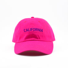California Hat (Hot Pink)
