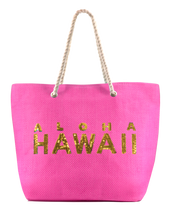 Load image into Gallery viewer, Aloha Hawaii Sequins