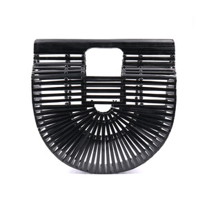 Bamboo Ark Bag (Black)