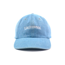 California Hat (Light Blue)
