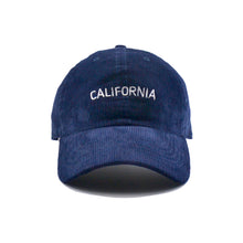 California Hat (Navy)
