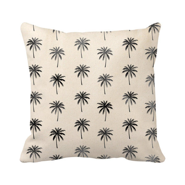 Palm Trees Pattern (Natural)