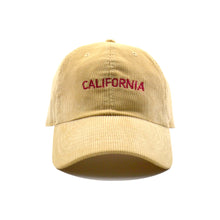 California Hat (Sand)