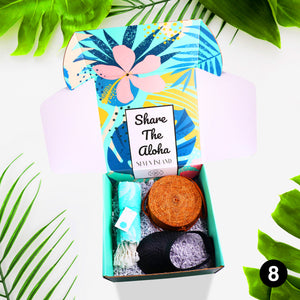 Seven island gift box / Best Friend Gift / Gift for Her / Birthday Gift
