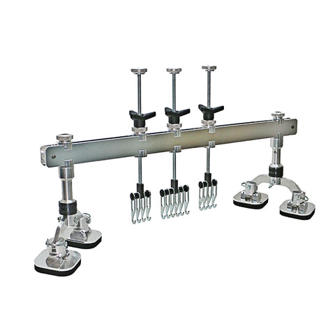 B-PRS-01-32460 -  Pulling System w/ Double Feet and 3 Multi Hook Pullers