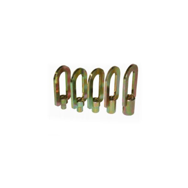 C-PRA-01-30354 - Threaded Pull Rings for ALU M4 studs