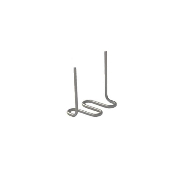 C-PRP-01-3105001 - Staples - Winding 3 point 0.7mm (100pk) stainless steel